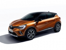 Renault Captur Nouveau Intens PLUG-IN HYBRID E-TECH 160