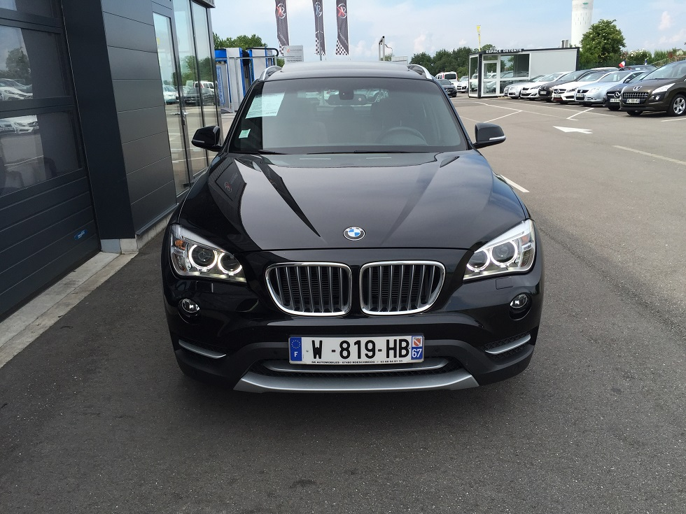 mandataire occasion bmw x1 xdrive auto 25d 218 ch x line. Black Bedroom Furniture Sets. Home Design Ideas