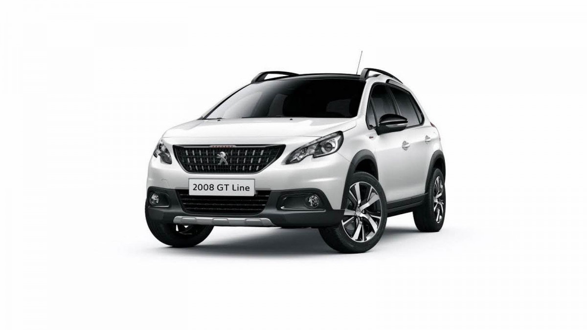mandataire stock peugeot 2008 nouvelle 1 2 puretech 130ch s s gt line. Black Bedroom Furniture Sets. Home Design Ideas