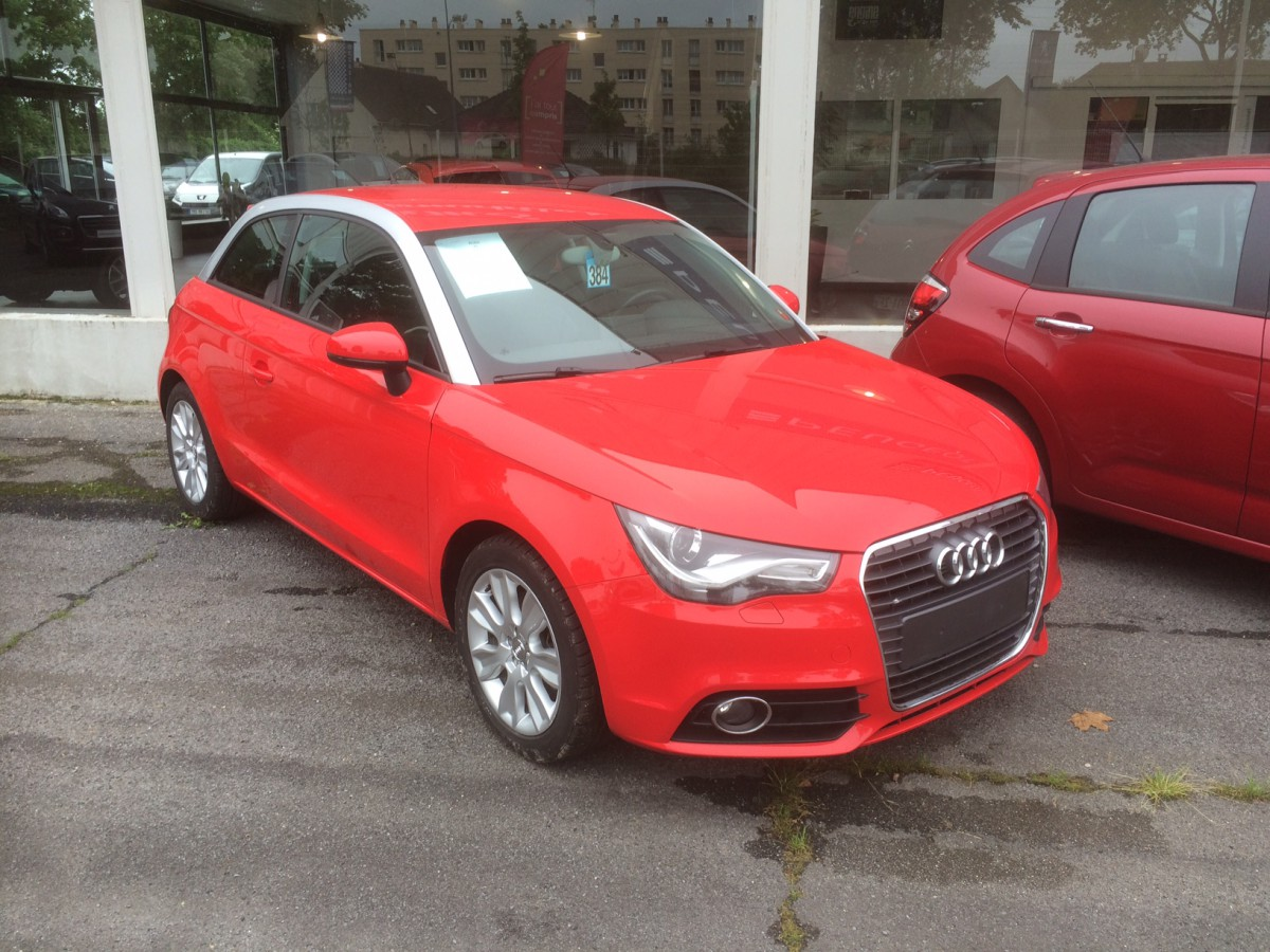 mandataire occasion audi a1 1 6 tdi 105 ambition gps xenon. Black Bedroom Furniture Sets. Home Design Ideas